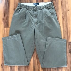 Polo by Ralph Lauren Mens Classic Chinos